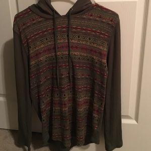 Chaps Sweaters - hoodie