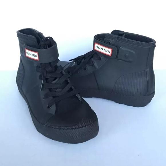 Hunter Sneaker Rain Boots