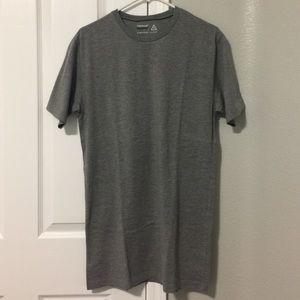 Topman Other - Topman Grey Longline Tee Shirt