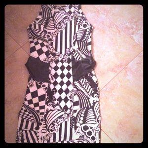 Motel Rocks Dresses & Skirts - SM Motel Rocks Skin Tight Shift Dress