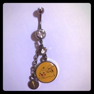 Jewelry - Pokémon Belly Button Ring