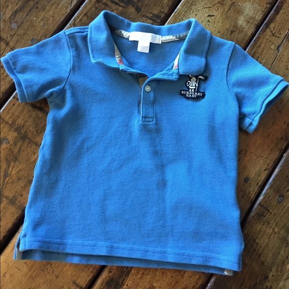 Burberry Baby Polo