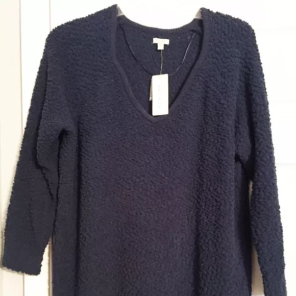 63% off Sonoma Sweaters - NWT Somona from Kohls Navy Blue Sweater ...