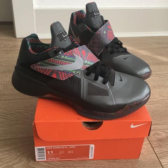 new arrival 5c7d1 4f69b Men s Nike Zoom KD IV - BHM
