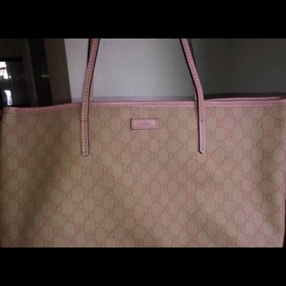 1cceed0cff3f55 Gucci Bags   Womens Gg Supreme Xl Tote Bag   Poshmark