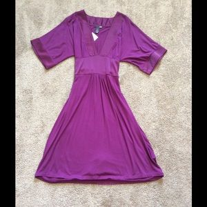 H&M Dresses & Skirts - NWT H&M Purple Belted Dress