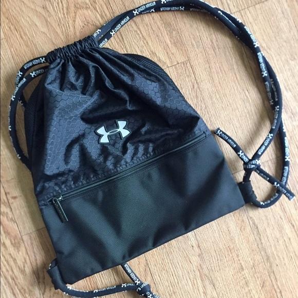 Under Armour gym drawstring bag. M 5824b0dbeaf030412602fbf9 503dcae7b6