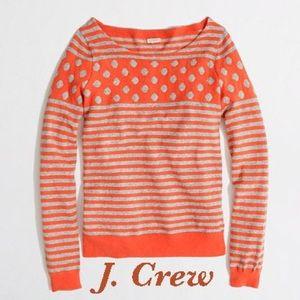 J. Crew Factory Sweaters - Sale!💕J. Crew Factory Warm-spun Intarsia Sweater