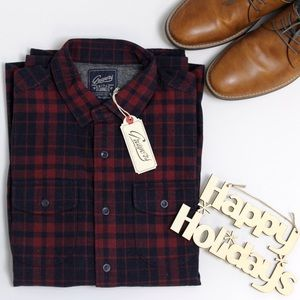 Ashton Kutcher's pick: Grayers Flannel
