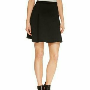 DKNYC Dresses & Skirts - 🚨NWT DKNY C 6 Scuba Black A-line Mini Skirt
