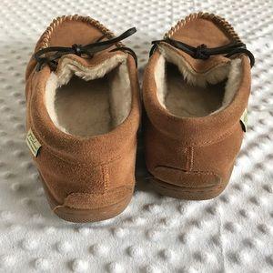Minnetonka Shoes Great Northwest Clothing Company Moccasin