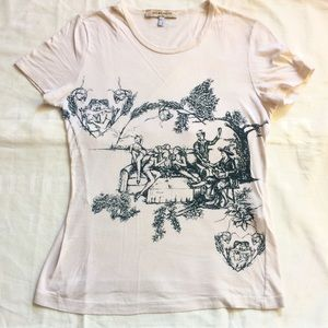 See by Chloe Tops - See by Chloe illustration tee