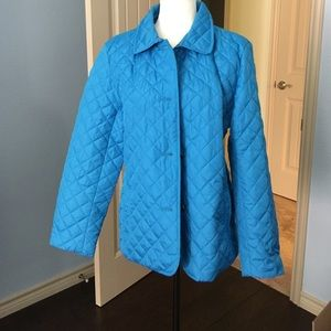 Jackets & Blazers - Packable puffer Quilted jacket NWOT Lg