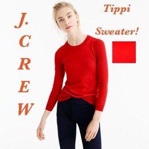 J. Crew Sweaters - Sale! 💕J. Crew Retail Tippi Neon Flame Sweater