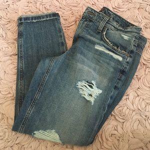 Joe's Jeans Denim - Joe's Jeans slim crop