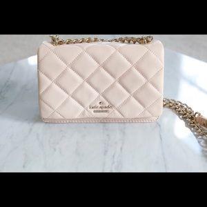 kate spade Handbags - Blush Kate Spade quilted bag