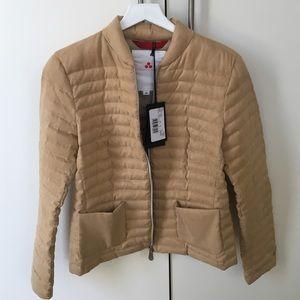 Peuterey Jackets & Blazers - Brand new Peuterey Opuntia Suede jacket