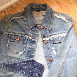 Parasuco Jackets & Blazers - Parasuco denim jacket Small