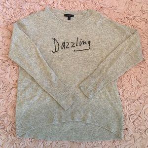 J. Crew Sweaters - Dazzling J.Crew sweater