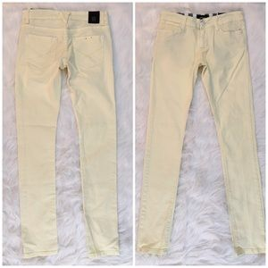 Urban Outfitters Denim - Urban Outfitters Insight Yellow Skinny Jeans