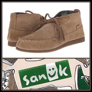 Sanuk Shoes - MOCCODILE CHUKKA