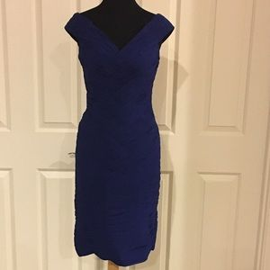 Dresses & Skirts - Royal Blue Cocktail Dress
