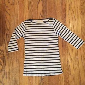 Zara cotton top, size medium.