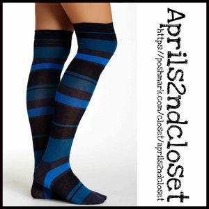 Tall Over The Knee Boot Socks