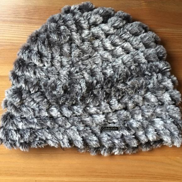 0a0ef1d1e88 Calvin Klein Accessories - Calvin Klein Knit Beanie Hat