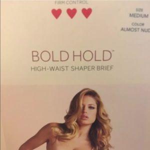 17077d49fec83 Victoria s Secret Intimates   Sleepwear - NEW VS NUDE BOLD HOLD HIGH WAIST  SHAPER BRIEF