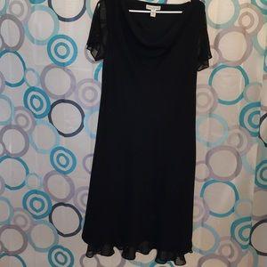 Amanda Smith Dresses & Skirts - Amanda Smith Petite Dresses 12 P black nice