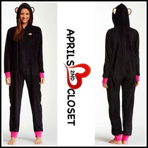 Paul Frank Other - ❗1-HOUR SALE❗PAUL FRANK Onesie PAJAMA Set Jumper