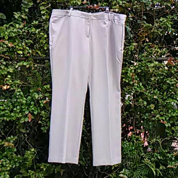 Worthington Pants - Career Trouser Pants Plus