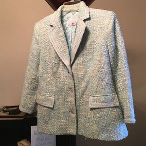 Pea In The Pod Small Maternity Suit Blazer Jacket