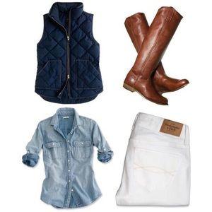 wear in la Jackets & Blazers - LAST 1! Puffer vest blue navy quilted winter coat