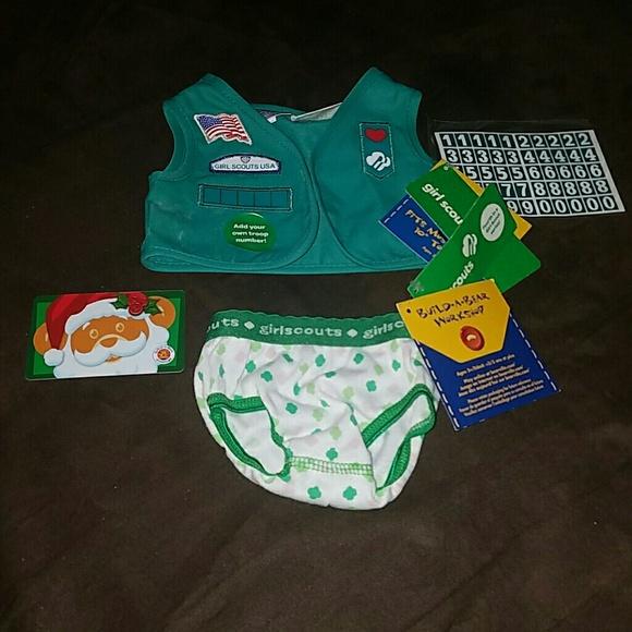 Girl Scout Panties