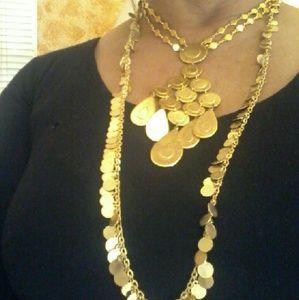 Ben-Amun Jewelry - BEN AMUN designer necklace