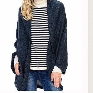 Sweaters - 2 left! -Blue Sweater Cardigan-
