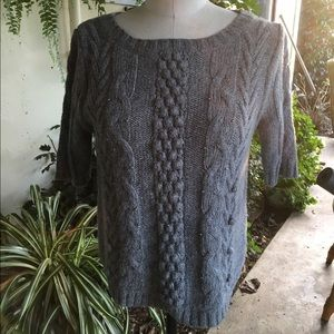 Gray Sweater by 'I Love H81', Size L
