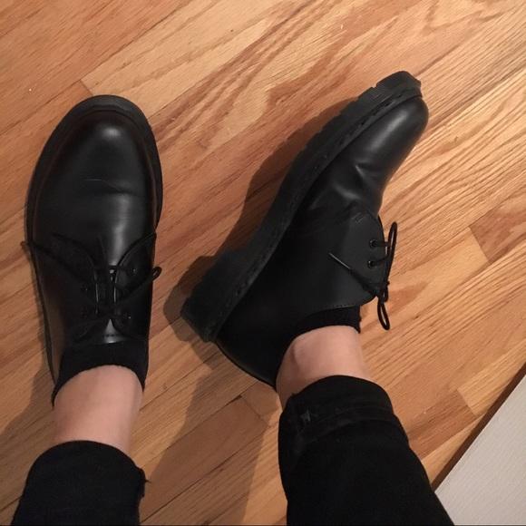 Dr. Martens Shoes - 1461 Mono Dr. Martens 59b6b4f433a