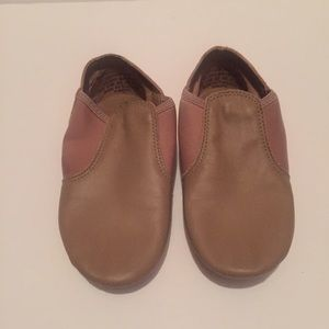 Capezio Other - Leather jazz dance shoes