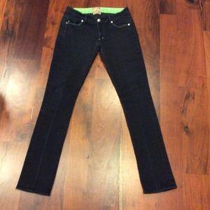 Black Rich & Skinny Jeans