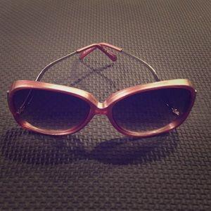 A.J. Morgan Accessories - Pink Sunglasses