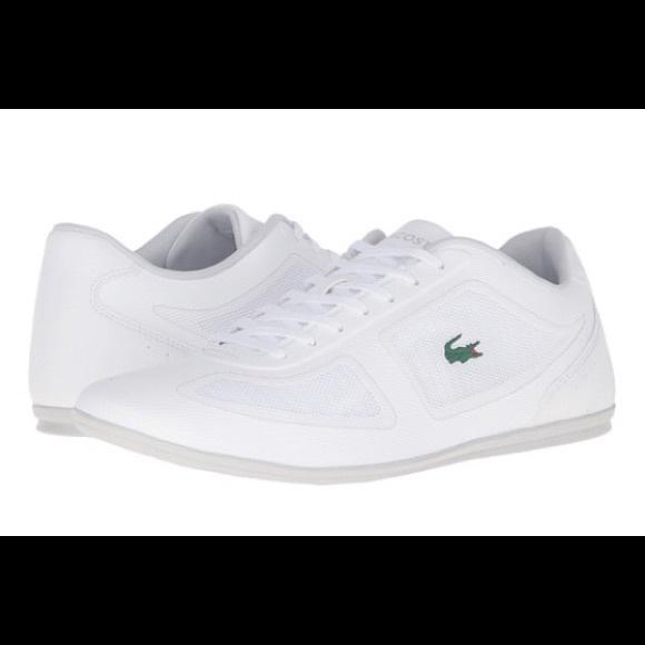 Poshmark White Evo Lacoste Mens 1 Misano Shoes 316 qwp0z0HOx