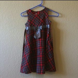 Bonnie Jean Other - BONNIE JEAN GIRL'S SIZE 6 HOLIDAY CHRISTMAS DRESS