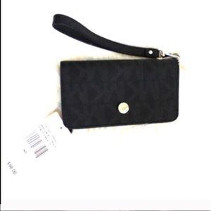 Michael Kors Handbags - MICHAEL KORS iphone /wallet wristlet