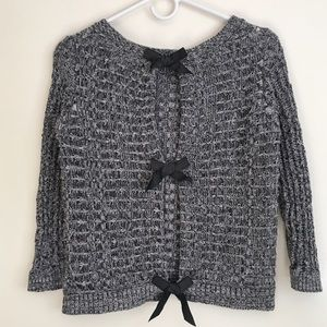 RACHEL Rachel Roy Sweaters - RACHEL Rachel Roy - open back sweater SMALL