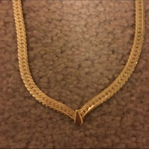Jewelry - Nice Gold Plated Necklace