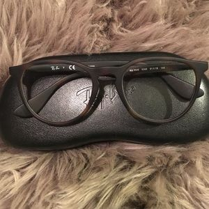 80adab861d5 Ray-Ban Accessories - Authentic Ray-Ban RX7046 matte Havana glasses