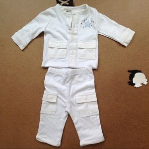 Wendy Bellissimo NWT 2 piece outfit 0-3m and 3-6m